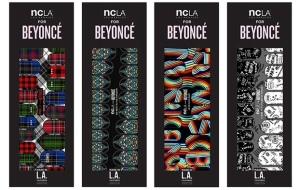 Beyonce x NCLA Nail Wraps