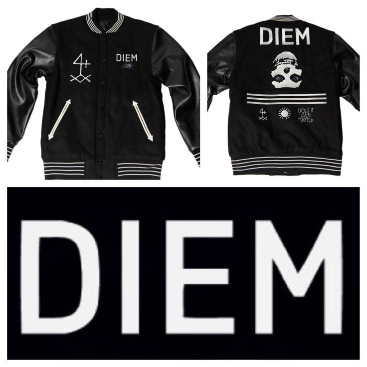 DIEM Varsity Jacket