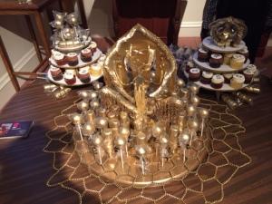 Desserts sponsored by BCakeNY