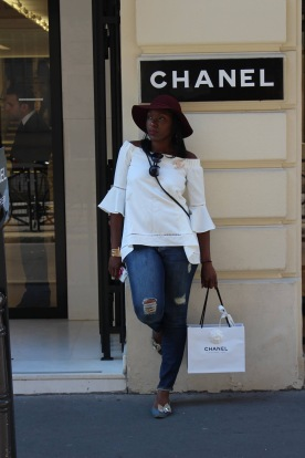 Chanel in Denim