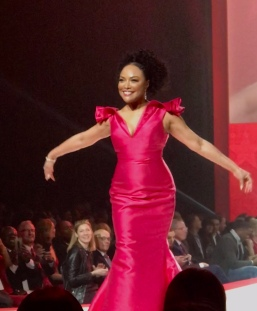 Actress Lynn Whitfield She is officially my Spirit Wolf