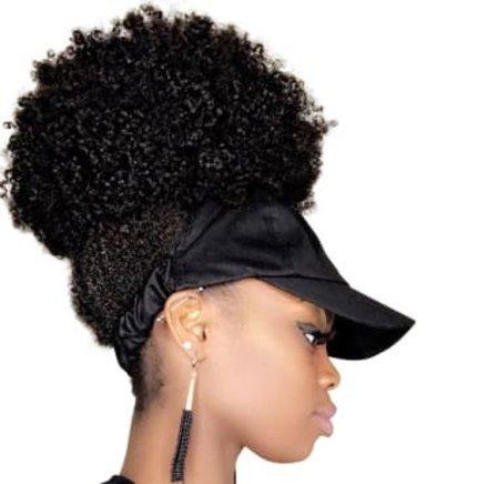 curl cap